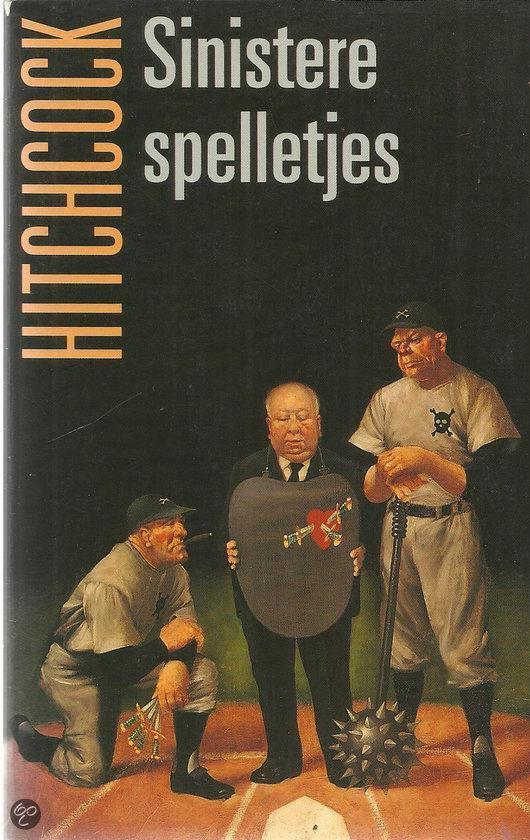 Sinistere spelletjes - Hitchcock |