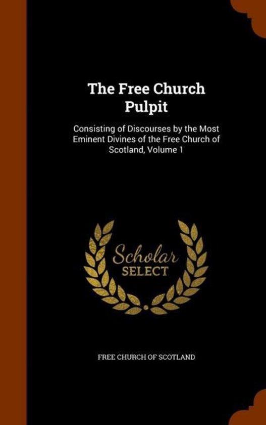 Boek cover The Free Church Pulpit van  (Hardcover)