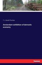 Amsterdam exhibition of demostic economy