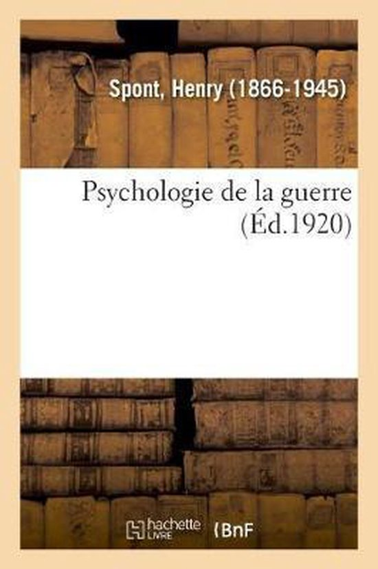 Psychologie de la guerre