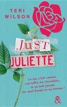 Omslag Just Juliette
