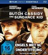 Butch Cassidy And The Sundance Kid - Mediabook (+CD) (+ filmposter) [Blu-ray]