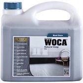 WOCA Natuurzeep Grijs - 1 liter