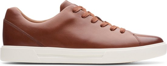 Clarks Un Costa Lace Heren Sneakers - British Tan Lea - Maat 44