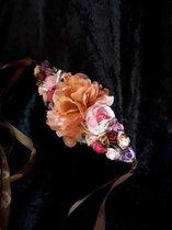 Zomerbloem Hoofdband/riem - Summer Flower Headband/Belt