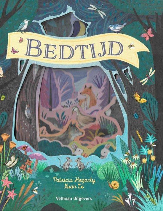Boek cover Bedtijd van Patricia Hegarty (Hardcover)