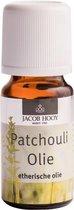 Jacob Hooy Patchouli - 10 ml - Etherische Olie