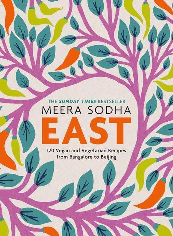Boek cover East van Meera Sodha (Onbekend)