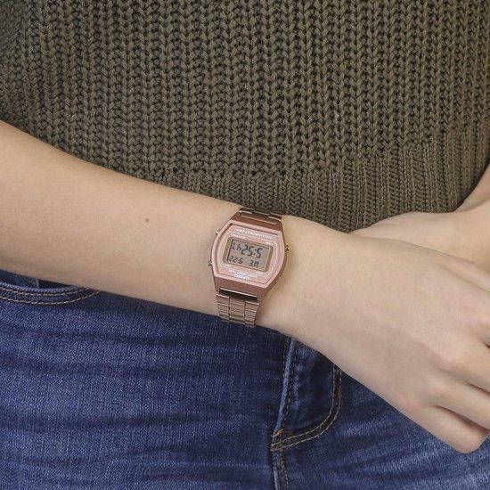 Casio Vintage Edgy B640WC-5AEF Unisex Horloge - 35 mm