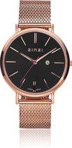 ZINZI horloge ZIW404M + gratis Zinzi armbandje