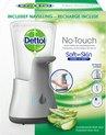 Dettol No-Touch incl. navulling Hydraterende Aloë Vera Handzeep - 250ml