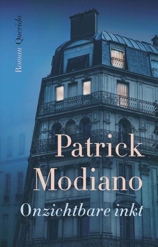 Onzichtbare inkt - Patrick Modiano | Fthsonline.com