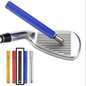 Golfclub Slijper/Cleaner - Groeven Clubhoofd schoonmaken