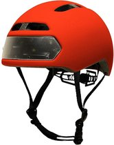 Torch fietshelm | Geïntegreerde LED verlichting | Wielren helm | Mountainbike | MTB | Fietsverlichting | Oplaadbaar | Fiets