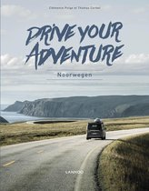 Boek cover Drive your adventure - Noorwegen van Clémence Polge (Paperback)