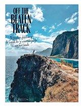 Boek cover Off the Beaten Track van Elke Salverda (Hardcover)