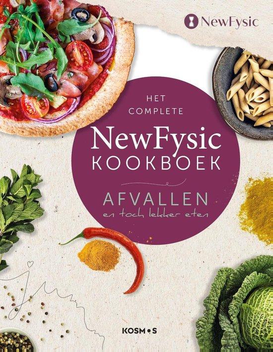 Afbeelding van Het complete NewFysic Kookboek