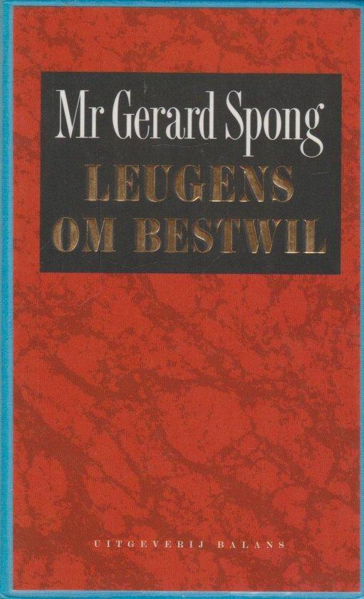 LEUGENS OM BESTWIL - Spong Gerard |