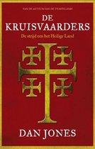 Boek cover De Kruisvaarders van Dan Jones