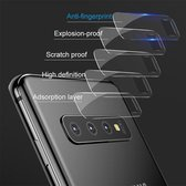 Lens protector (tempered glass) - Samsung Galaxy S10