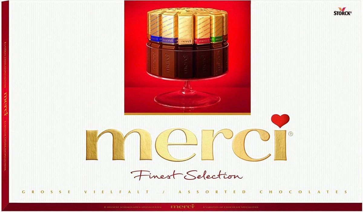 Merci Finest Selection Assorti - 400 gram
