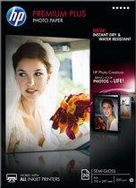 HP Premium Plus Fotopapier - A4 / Semi Gloss