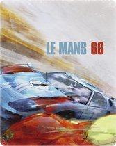 Ford v Ferrari (Le Mans '66) (Blu-ray) (Steelbook)