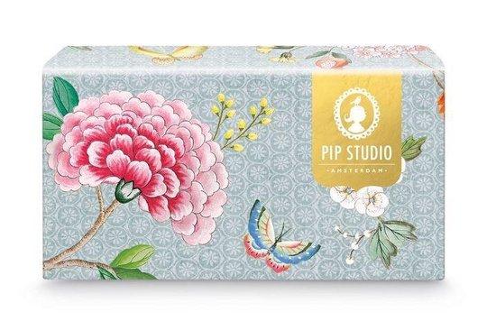 PiP Studio Blushing Birds Cappuccinokop Met Schoteltje 0,28 L - 2st