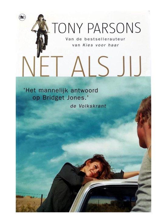 NET ALS JIJ - Tony Parsons |