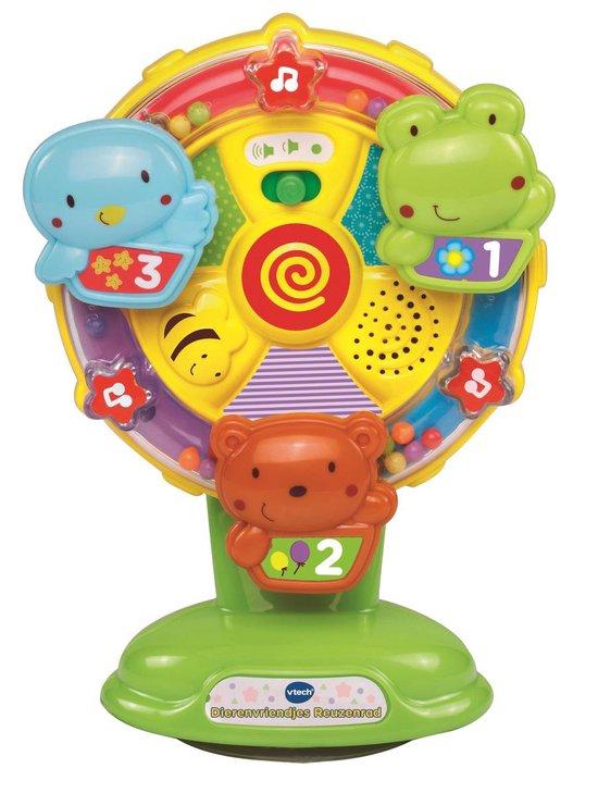VTech - Baby Dierenvriendjes Reuzenrad - Educatief Babyspeelgoed - 6 tot 24 maanden