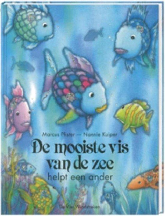 De mooiste vis van de zee - De mooiste vis van de zee helpt een ander - Marcus Pfister |
