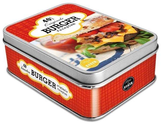 Blik op koken 7 - Hamburgers - none |
