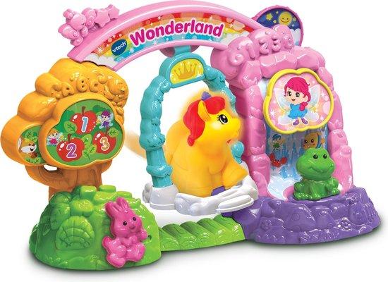 VTech Zoef Zoef Dieren - Magisch Wonderland - Educatief Babyspeelgoed