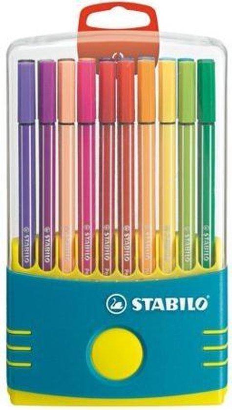 Thumbnail van een extra afbeelding van het spel STABILO pen 68 colorparade turquoise