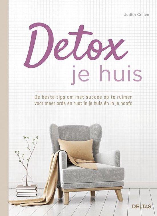 Detox je huis - Judith Crillen |