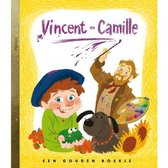 Boekomslag van 'Vincent en Camille'
