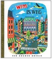 Boek cover Gouden Boekjes - Wim is weg van Rogier Boon (Hardcover)