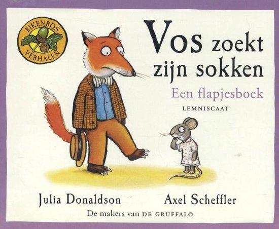 Vos zoekt zijn sokken - Julia Donaldson |