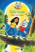 Boek cover Dolfje Weerwolfje 2 - Volle maan van Paul van Loon (Hardcover)