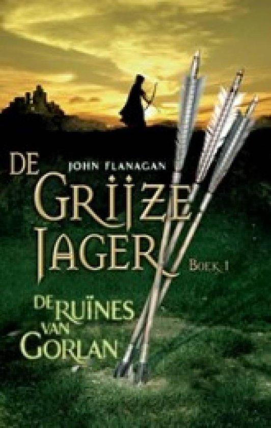 Afbeelding van De Grijze Jager 1 - De ruïnes van Gorlan