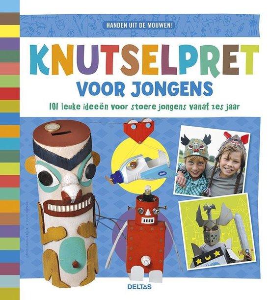 Knutselpret voor jongens - Sabine Lohf | Readingchampions.org.uk