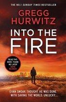 Into the Fire An Orphan X Thriller