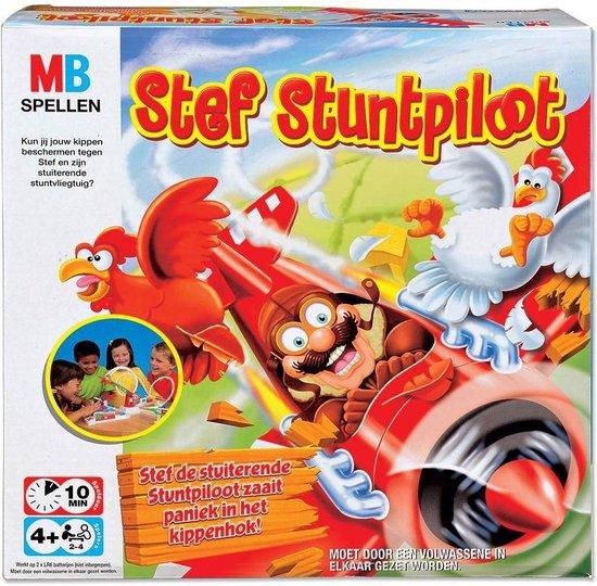 Stef Stuntpiloot - Actiespellen
