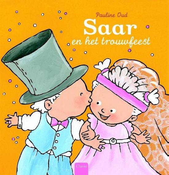 Saar en het trouwfeest - Pauline Oud pdf epub