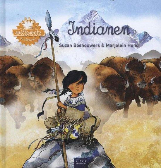 Willewete - Indianen - Susan Boshouwers |