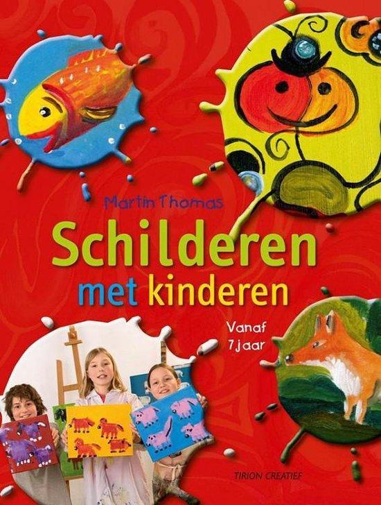 Schilderen met kinderen - M. Thomas pdf epub
