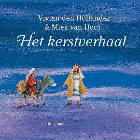 Boek cover Het kerstverhaal van Vivian den Hollander
