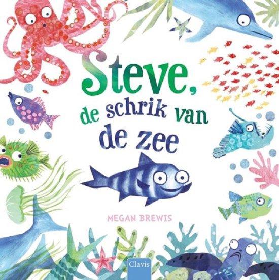 Steve, de schrik van de zee - Melani le Bris  