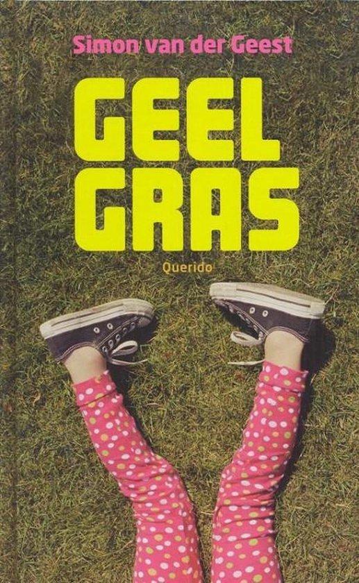 Geel gras