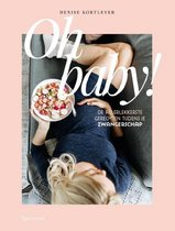 Boek cover Oh baby! van Denise Kortlever (Hardcover)